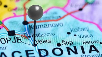 PROTESTE VIOLENTE în Macedonia! Oamenii nu vor ca ţara lor să se numească Macedonia de Nord