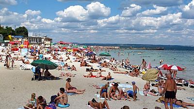 În vacanţă în Ucraina. De ce aleg moldovenii să meargă la mare în țara vecină