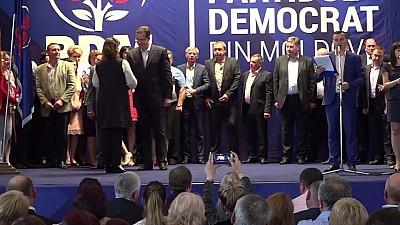 PDM se extinde. Organizaţia teritorială a democraţilor din Floreşti are 170 de membri noi