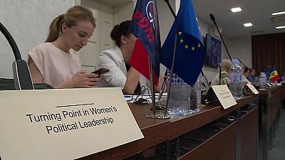 В Молдове улучшилось законодательство в области гендерного равенства, что позволяет женщинам добиваться успеха в политике