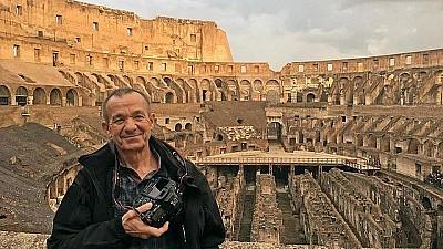Călătorie cu final TRAGIC pentru Valerii Corcimari. Fotograful a fost găsit fără suflare în munţii din Italia