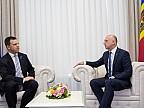Премьер Эстонии, Юри Ратас прибыл с визитом в нашу страну