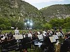 SPECTACOL ÎN AER LIBER! Zeci de oameni au asistat la al doilea concert de muzică clasică din cadrul Festivalului DescOPERĂ