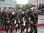 Марш лейтенантов. 57 выпускников Военной академии пополнят ряды армии