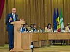 Pavel Filip, la ședința comună Guvern - APL, la Fălești: Comunicarea ne va face să fim mai uniți și să realizăm împreună obiectivele trasate