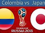 Naţionala Columbiei a debutat cu stângul la Campionatul Mondial de Fotbal. Aceștia au pierdut meciul cu Japonia, cu scorul de 1:2