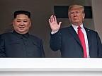 Историческое рукопожатие. Дональд Трамп и Ким Чен Ын провели саммит в Сингапуре