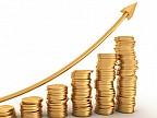 Câştiguri mai mari! Veniturile medii au crescut cu peste zece la sută comparativ cu aceeaşi perioadă a anului trecut
