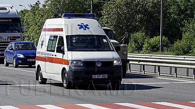 Tragedie în apropiere de satul Hiliuţi. Un tânăr a murit, iar  altul a fost grav rănit, în urma unui cumplit accident de circulaţie