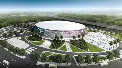 Guvernul a aprobat proiectul contractului de parteneriat public-privat pentru proiectarea şi construcţia complexului sportiv Arena Chișinău