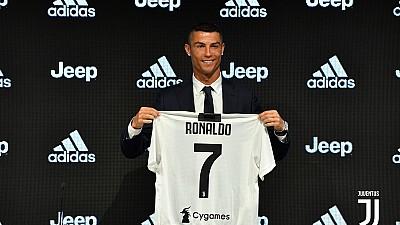 Cristiano Ronaldo, prezentat. Juventus Torino şi-a prezentat noua achiziţie de 100 de milioane euro
