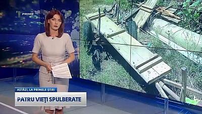 Primele Știri - 19 iulie 2018, 21:00