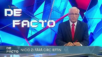 De Facto - 19 iulie 2018