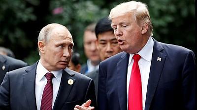Summit aşteptat. Protest, organizat înainte de întâlnirea lui Putin cu Trump