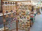 MEŞTERII, PROMOVAŢI. Un târg de obiecte artizanale a fost organizat la Cetatea Sorocii
