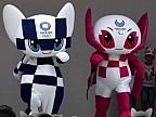 Imaginea zilei: La Tokyo au fost prezentate oficial mascotele Jocurilor Olimpice din vara anului 2020