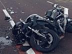 Accident GRAV în raionul Sângerei. Un bărbat a murit, după ce scuterul pe care se afla s-a ciocnit violent cu un automobil