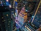 Vreți să mergeți la New York? Orașul care nu doarme niciodată s-a mutat în Biblioteca Națională din Chișinău. Veți rămâne surprinși
