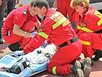 Fetița de cinci ani din raionul Sângerei, INTOXICATĂ cu pastile şi transportată cu elicopterul SMURD în România, A MURIT pe patul de spital