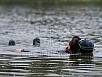 TRAGEDIE în parcul Valea Morilor din Capitală. Un bărbat de aproximativ 50 de ani s-a înecat în lac