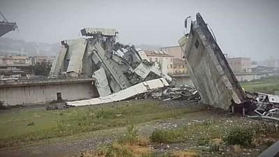 Tragedia din Italia: Un moldovean a avut de suferit în urma prăbuşirii podului rutier din Genova. Acesta va fi supus unei intervenţii chirurgicale