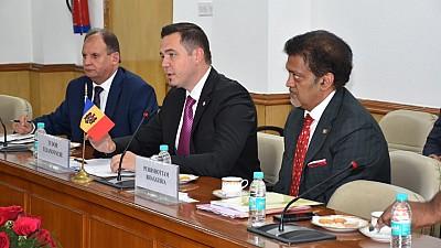 Tudor Ulianovschi: India reprezintă o piață importantă de desfacere cu un potențial înalt pentru exportul producției din Republica Moldova