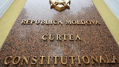 Curtea Constituțională va decide astăzi dacă va institui interimatul funcției de președinte al țării