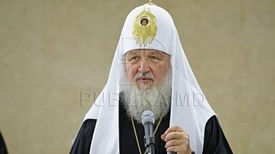 Patriarhul Kiril condamnă decizia Patriarhiei Ecumenice de la Constantinopol prin care clericii ortodocşi ucraineni au devenit independenţi faţă de biserica ortodoxă rusă