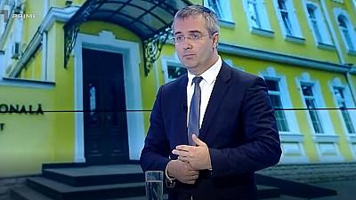 Sergiu Sârbu, la REPLICA: Constituția prevede că președintele Republicii Moldova revocă și numește miniștri la propunerea primului ministru