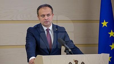 Andrian Candu: Doctrina pro-Moldova nu înseamnă abaterea de la calea europeană, ci axarea guvernării pe nevoile oamenilor