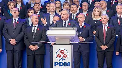 Vlad Plahotniuc: Dăm semnalul unei schimbări importante în Republica Moldova