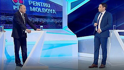 Victor Juc, la REPLICA: A te baza pe propriile forțe, calea a patra, nu înseamnă autoizolarea Republicii Moldova
