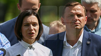Maia Sandu și Andrei Năstase nu au un loc oficial de muncă şi nici nu achită impozite la stat. Din ce bani trăiesc liderii PAS și PPDA