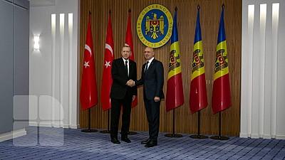 Președintele Turciei, Recep Erdogan, va efectua mâine o vizită la Comrat. Care este motivul