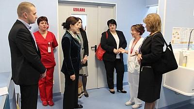 Servicii de urgență mai bune! Ministrul Sănătății, Silvia Radu, s-a întâlnit cu șeful SMURD, Raed Arafat
