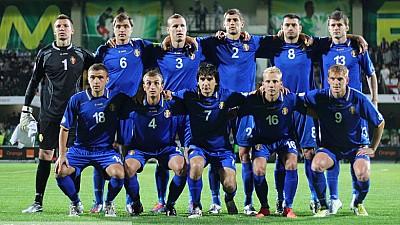 Meci crucial pentru Moldova. Tricolorii, obligați să evite înfrângerea în meciul cu Belarus