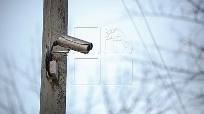 Primăria din Căuşeni a declarat război hoţilor şi vandalilor! Pe străzile din oraş mai multe camere de supraveghere