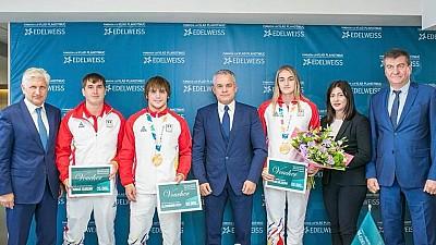 Vlad Plahotniuc: Sportivii moldoveni sunt cei mai buni ambasadori ai Republicii Moldova prin performanţa pe care o demonstrează peste hotarele țării