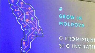 Proiectul GROW IN MOLDOVA, lansat. Care este scopul acestuia