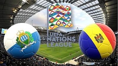 Victorie pentru Moldova! Tricolorii au învins cu 1:0 reprezentativa San Marino