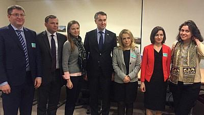 Raportul Comisiei parlamentare privind implicarea Fundației Open Dialog în politica internă a Moldovei şi finanţarea unor partide, prezentat în Legislativ