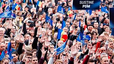 PDM îşi consolidează rândurile la Ialoveni. 360 de persoane au aderat la formațiunea politică