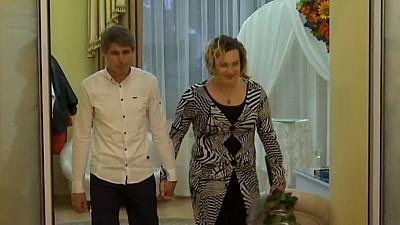 Ultima încercare! Un cuplu din Odesa și-au unit destinele pentru a treia oară