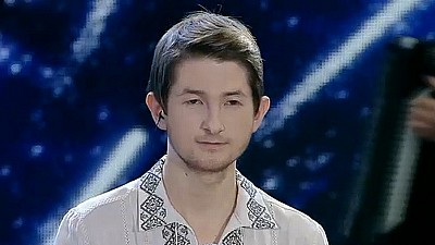 Moldova Are Talent -Petru Chirița