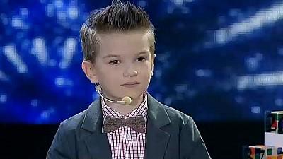 Moldova Are Talent -Roberto Lozovanu